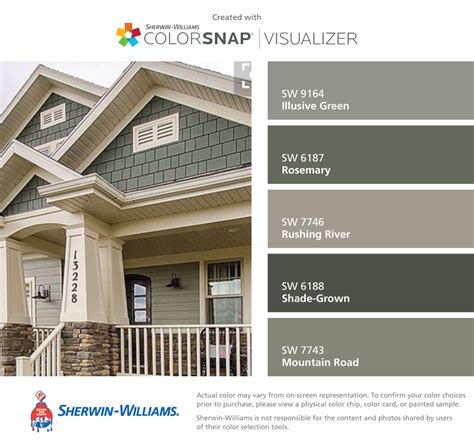 sherwin williams exterior paint color visualizer sherwin