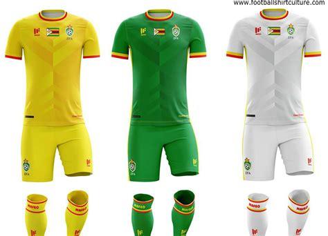 Best Home Design Gallery by Zimbabwe 2017 Mafro Sports Football Kits 16 17 Kits