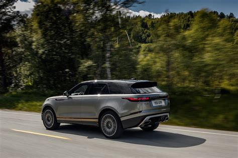 land rover velar 2017 2018 range rover velar v 6 first drive review