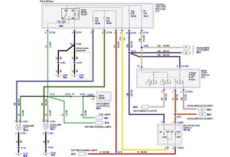 whelen edge strobe light bar wiring diagram get free