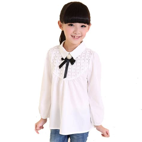 aliexpress buy blouses white purple children clothing clothes 2015 autumn