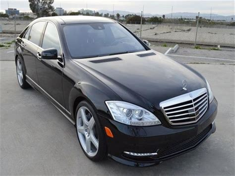Mercedes 2013 For Sale by 2013 Mercedes S Class For Sale By Owner In Tujunga