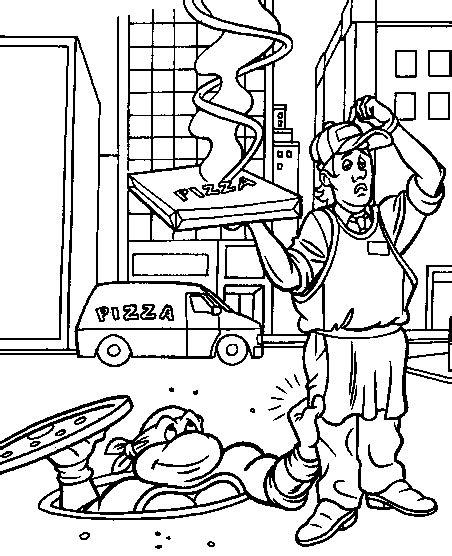 ninja turtles thanksgiving coloring pages teenage mutant ninja turtles coloring page teenage