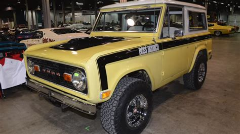 bronco prototype lost 1969 bronco prototype found after 49 years