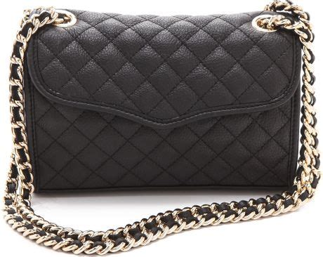 Minkoff Large Quilted Affair by Minkoff Quilted Mini Affair Bag In Black Lyst