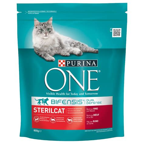 is purina a food food for indoor or sterilised cats