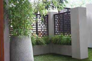 sichtschutz paneele garten out deco garden screens image gallery