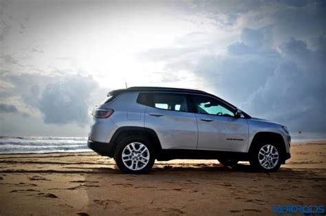 Where Are Jeep Compass Made Made In India Jeep Compass Review And Road Test
