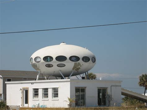 beach houses in pensacola fl pensacola fl spaceship house on pensacola beach photo picture image florida at
