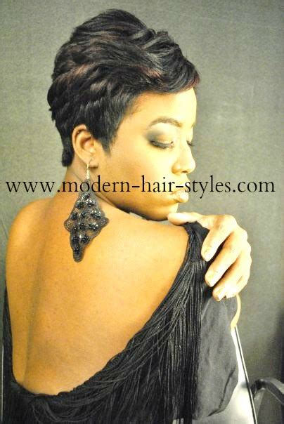 27 hair piece styles by black stylist black women short hairstyles pixies quick weaves 27