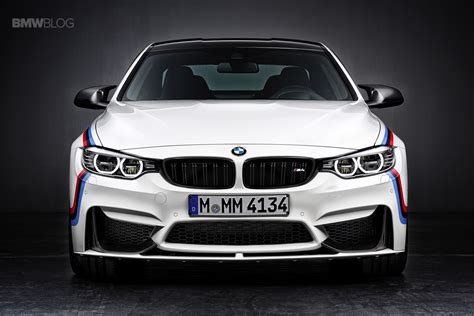 Bmw M4 Performance by New M Performance Parts For Bmw M3 Bmw M4 Coupe And Bmw