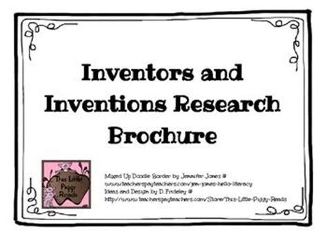 biography vs autobiography lesson plan 119 best inventions inventors lesson ideas images on