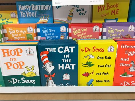 walmart picture book bogo 40 dr seuss books at toys quot r quot us pay as low as