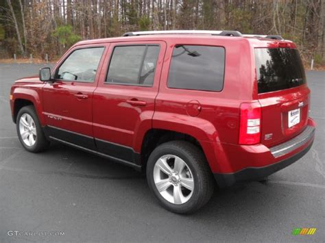 red jeep patriot black 2012 deep cherry red crystal pearl jeep patriot limited