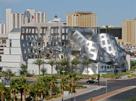 Modern Buildings Nevada Melt