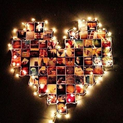 ideas  collage de fotos  decorar tu cuarto