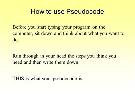 do you want to sit down on the overground during rush hour pseudocode and algorithms ppt download