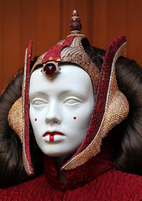 Queen Amidala Costume Diy