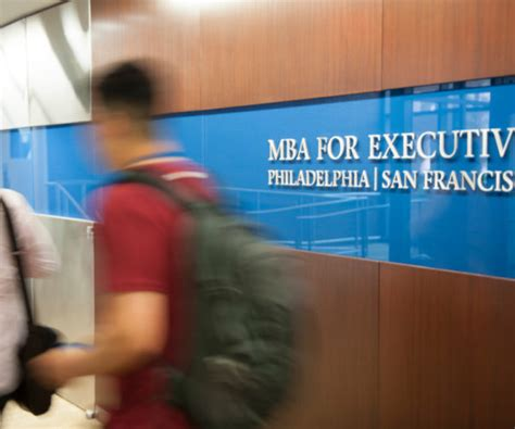 Director S List Wharton Mba by What Sets Wharton S Emba Program Apart From Other Programs