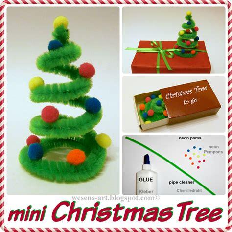 wesens art mini christmas tree mini weihnachtsbaum