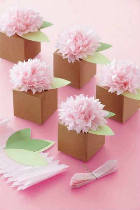 How To Make Tissue Paper Crafts - 10 tissue paper crafts tinyme