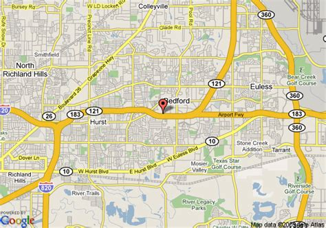 map of bedford texas map of extended stay deluxe dallas bedford bedford