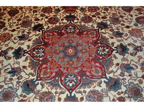 Wool Area Rugs On Sale On Sale For 1450 Hanmdade 9 X 12 Knotted Design Wool Area Rug Light Color 831