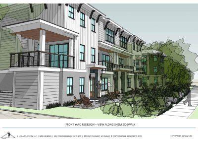 bowen development mixed  community lfk architects
