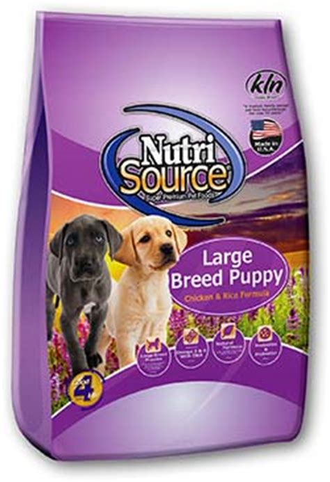 nutrisource puppy food where to buy large breed puppy food chicken rice formula nutrisource