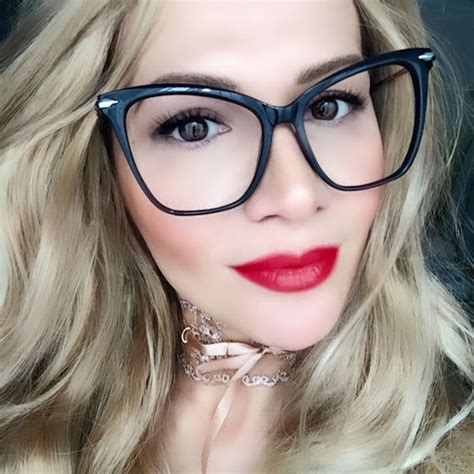 Cat Oversize Glasses oversized large fearless cat eye clear big smart