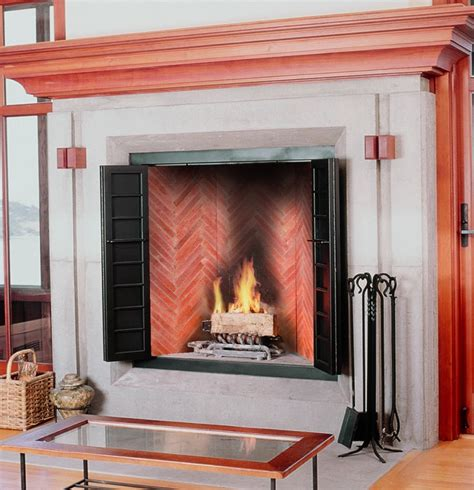 Fireplace Clay by Herringbone Fireboxes Superior Clay