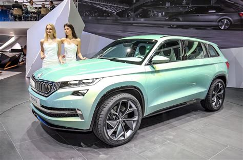 Skoda electric SUV under development   Autocar