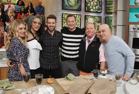 The Chew Giveaways - the chew giveaway