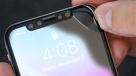 iphone  tempered glass protector  shattered  youtube