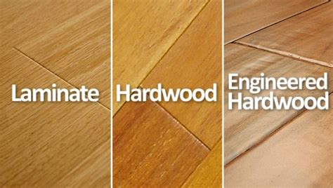 Difference Between Hardwood And Laminate Flooring by Engineered Hardwood Floors Engineered Hardwood Floors Vs