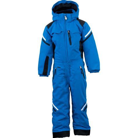1 year ski wear spyder mini journey ski suit toddler boys glenn