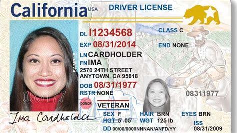 california drivers licenses