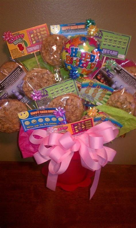 Handmade Birthday Present - cookie bouquet birthday gift gifts