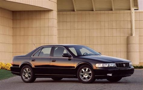 used 2002 cadillac seville for sale pricing features edmunds
