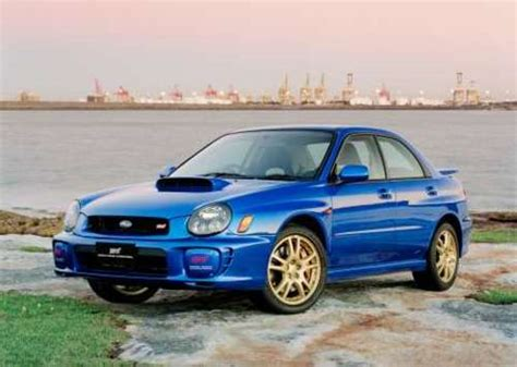 2002 Subaru Impreza Service Repair Manual Download