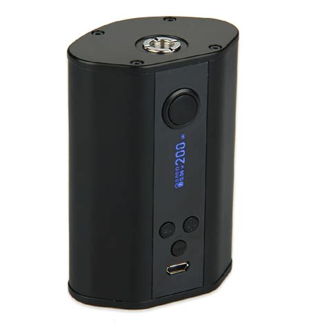Sale Eleaf Istick Tc 200w Box Mod Vape Authentic eleaf istick 200w tc express kit wholesale vapes