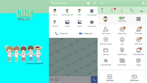 theme line android shinee kumpulan tema theme line k pop j pop part 3