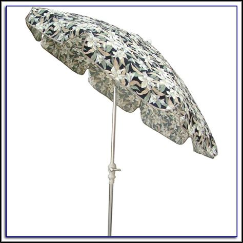 blue pattern patio umbrella blue floral patio umbrella patios home decorating