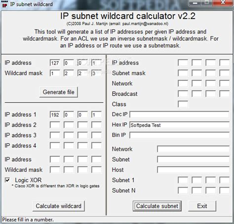 calculator ip subnet mask calculator wild anal