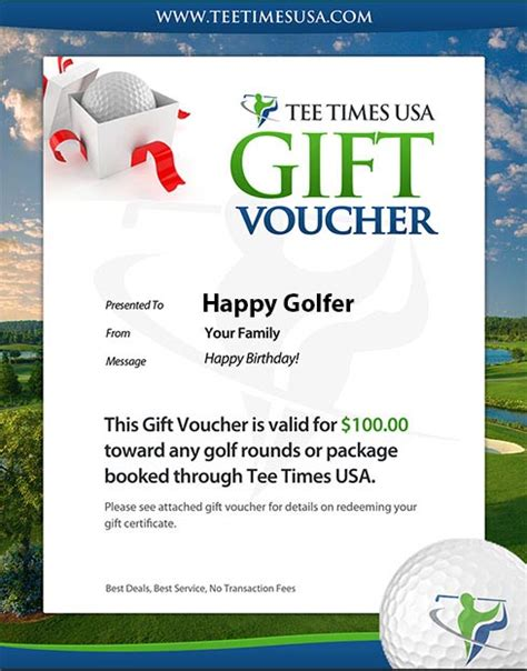 Golf Gift Cards - golf gift certificate top golf gift cards tee times usa