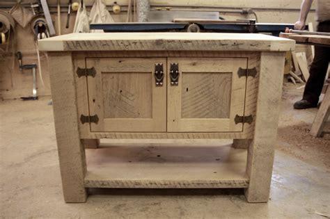 reclaimed barn wood bathroom vanity decosee reclaimed wood vanity