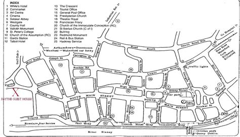 san jose dispatch map map of wexford 28 images wexford historical wexford