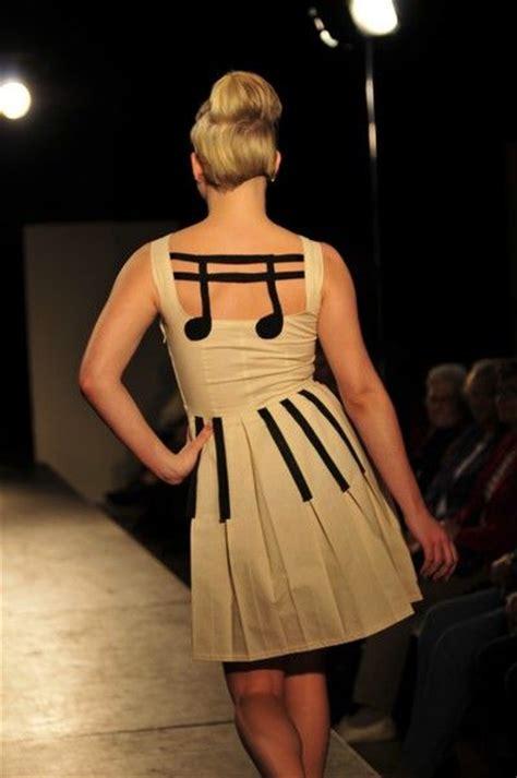 Dress Musik piano dress my style