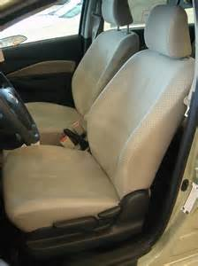 Seat Covers For Toyota Yaris 2007 2008 Toyota Yaris Sedan Front And Back Seat Set