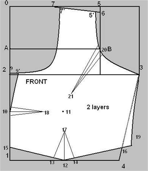 autocad tutorial in tamil pdf blouse front draft